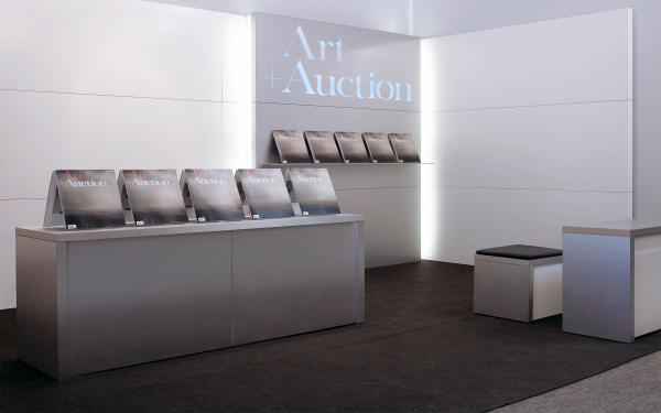 Art and auction furniture