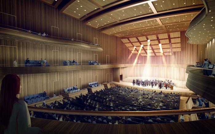 Kaunas Concert Center Auditori